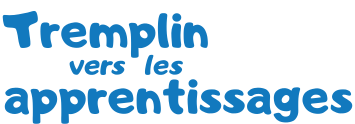 Tremplin vers les apprentissages logo